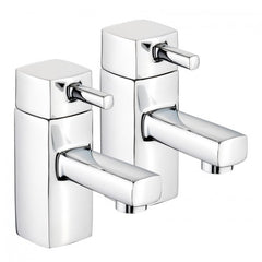 "Kuda Basin Taps 1/2"" Pair"