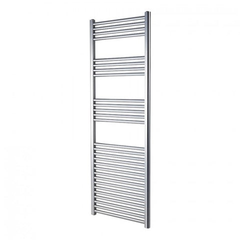 Sahara 1600 x 600mm Chrome Towel Rail