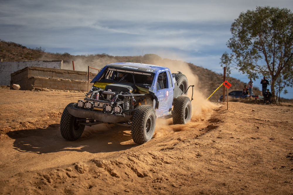 Jimco CEO Robbie Pierce wins The Baja 1000