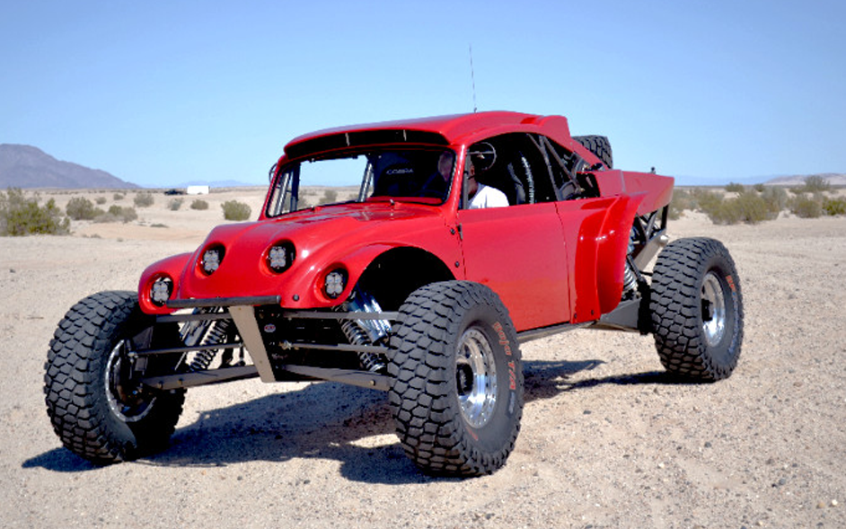 New Car Feature: The Baja Bug of Dreams