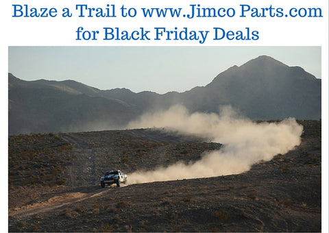 Jimco Off Road Racing Black Friday Deals