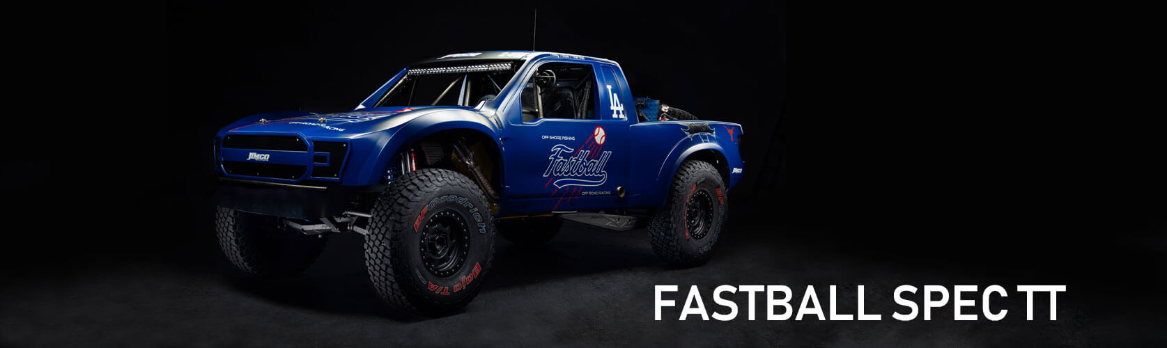Fastball Racing Spec Trophy Truck
