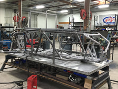 "Jimco RZR #2 ""Turbo Charged "" Being Built for Terrabit Racing"
