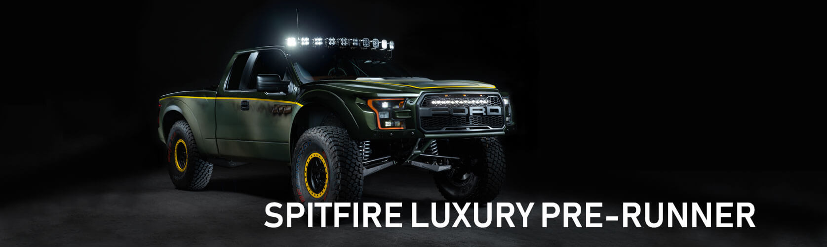 Spitfire Racing Luxury Pre-Runner