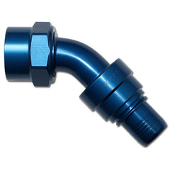 45 degree BMRS progold AC crimp fittings