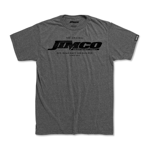 Jimco OG Shirt - Gray - Jimco Racing Inc