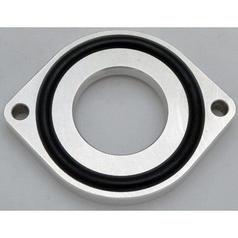 Aluminum water outlet plate