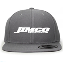 Jimco Flex Fit Snapback Gray - Jimco Racing