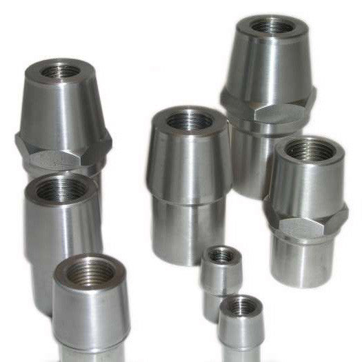 "Meziere 1-1/4""-12 Threaded Tube End"