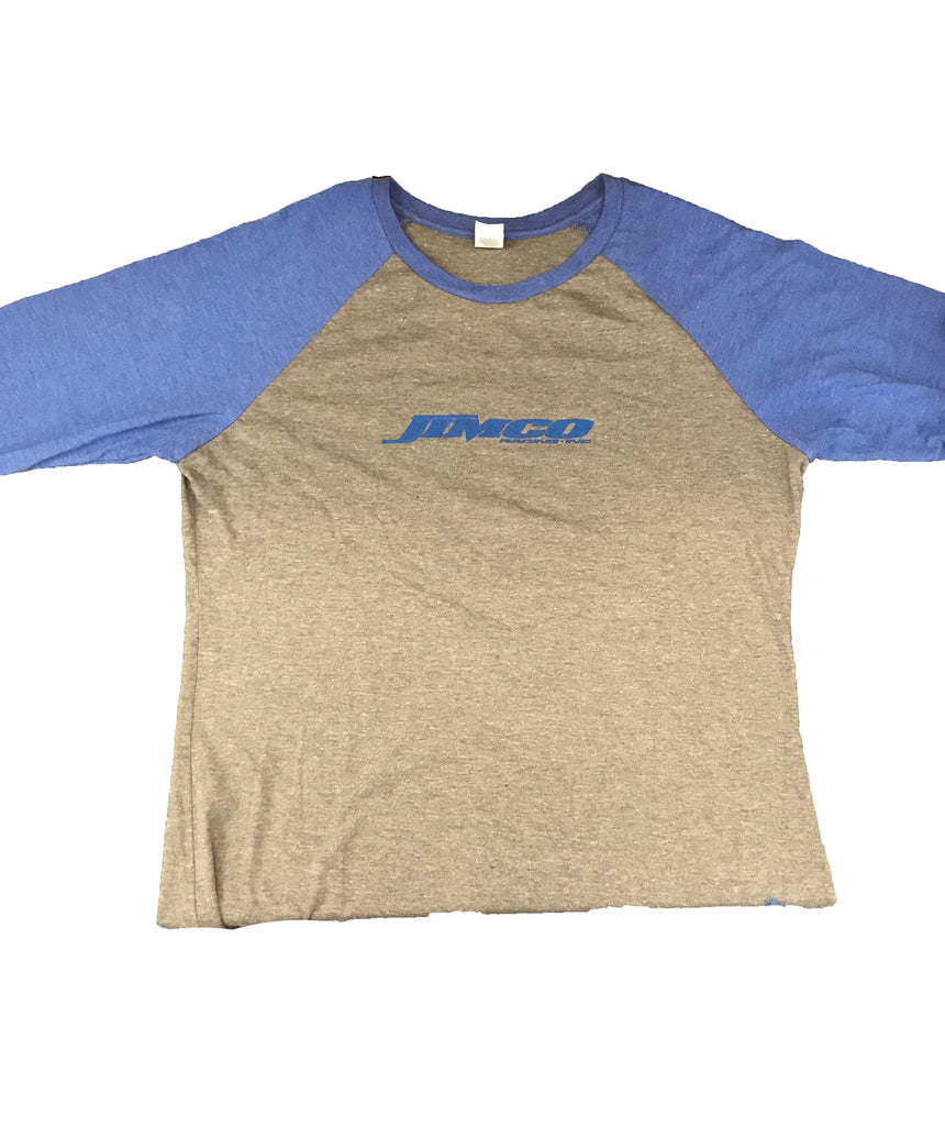 Jimco Shirt: Womens 3/4 Sleeve
