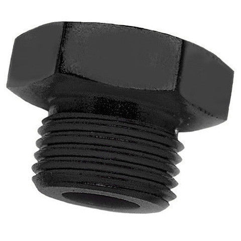 Straight Thread AN Port Plug - Jimco Racing