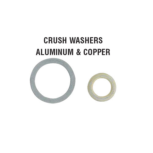 Standard Crush Washer