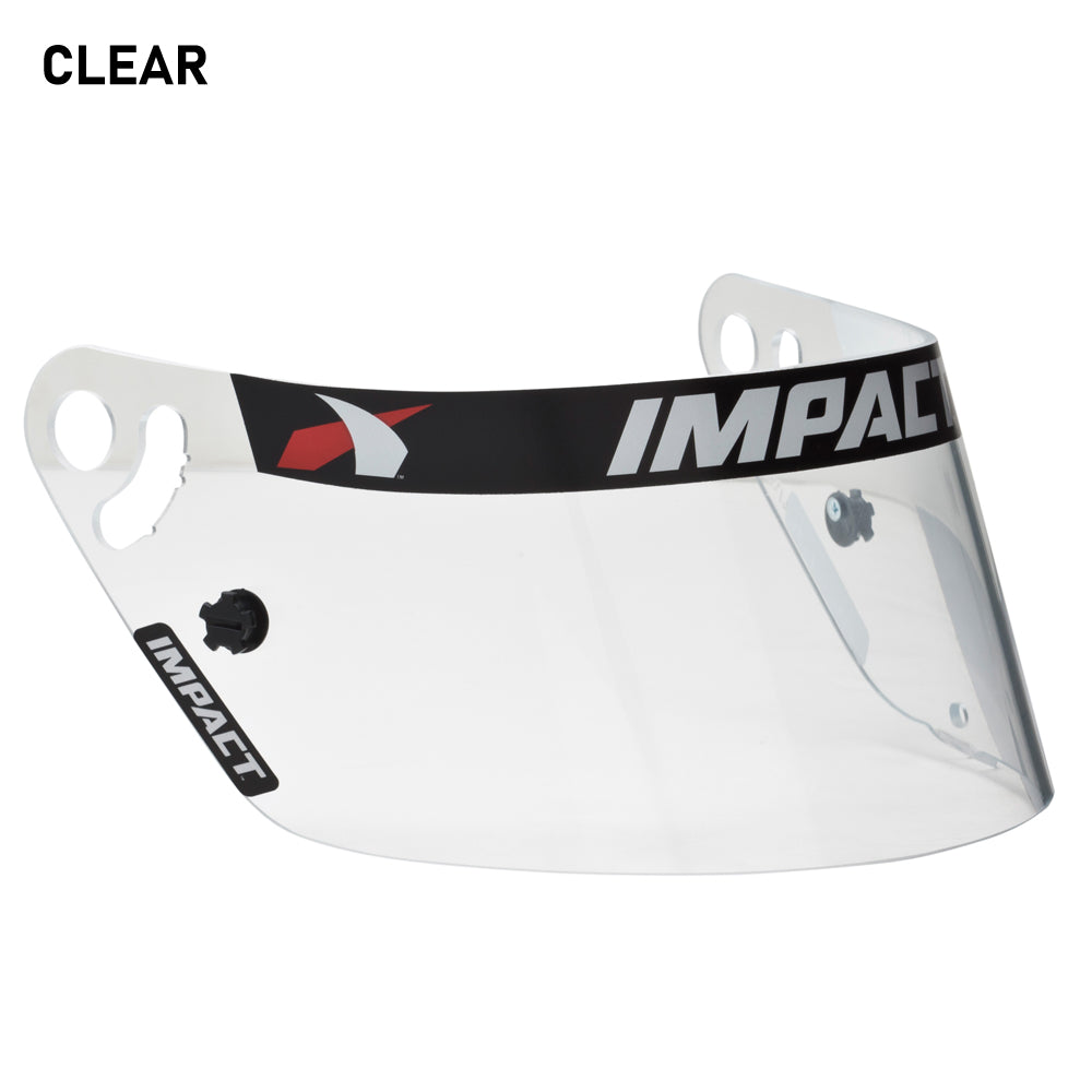 Impact Helmet Shield - Jimco Racing