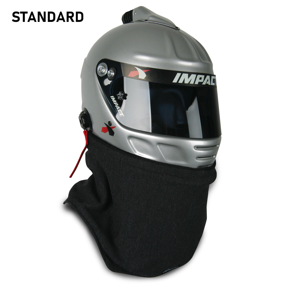 Impact Racing Helmet Skirt 2-Layer - Jimco Racing Inc