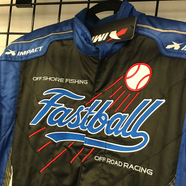 Impact Racing Custom Driving Suit - Jimco Racing