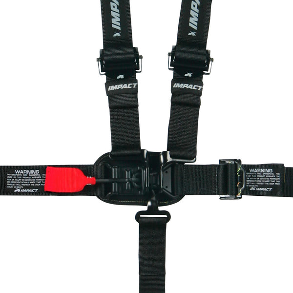 Impact Racing Restraints - PRO Series 16.5 Latch & Link 5 Point Harness - Jimco Racing