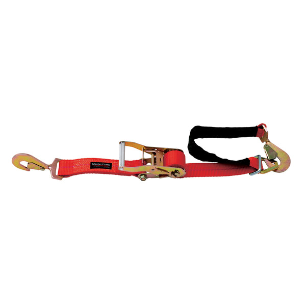 "Mastercraft 2"" x 8' Strap w/Axle Loop - Jimco Racing Inc"