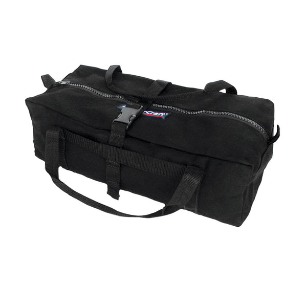 Mastercraft Safety Tool Bag: Black Canvas - Jimco Racing