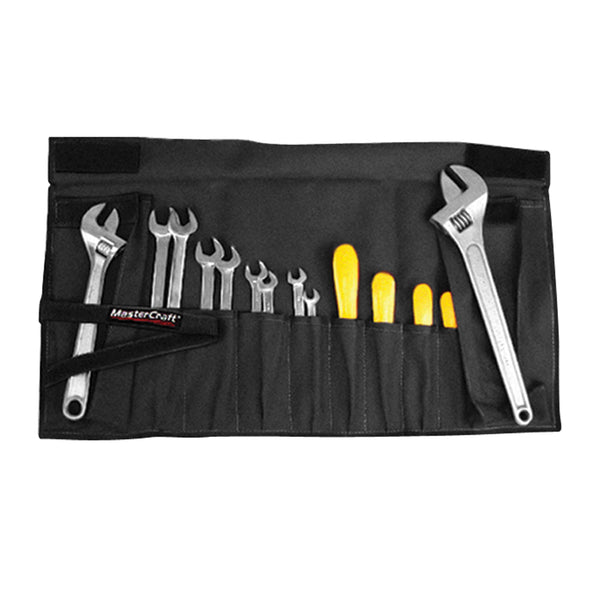 Mastercraft Safety Small Tool Roll-Up - Jimco Racing