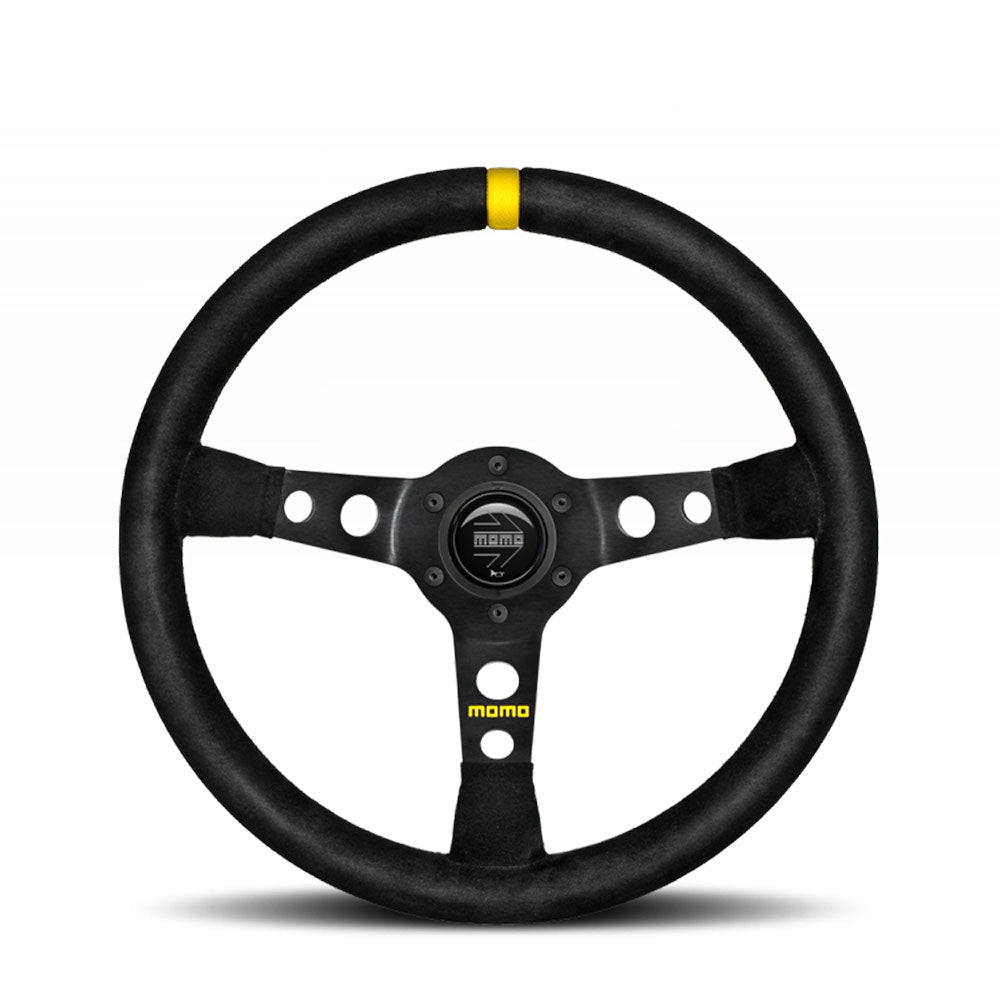 MOMO Mod 07 Race Steering Wheel - Jimco Racing