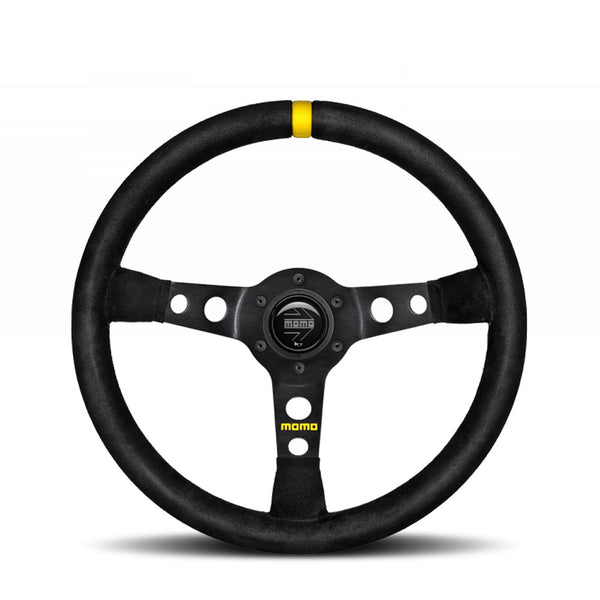 MOMO Mod 07 Race Steering Wheel - Jimco Racing Inc