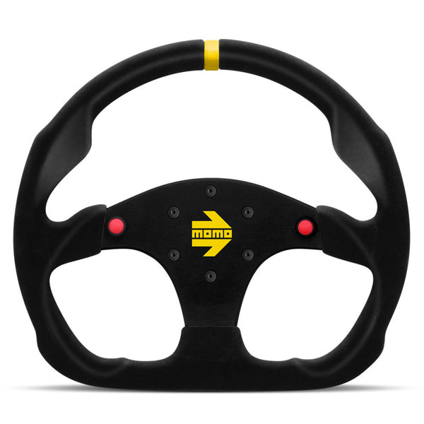 MOMO Mod 30 Race Steering Wheel - Jimco Racing