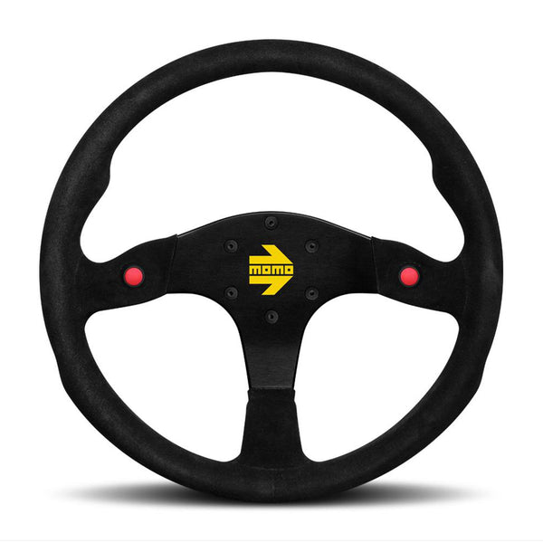 MOMO Mod 80 Race Steering Wheel - Jimco Racing