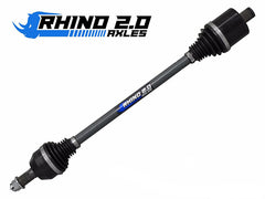 "Rhino 2.0 Polaris RZR 1000 +3"" Long Travel Axles"