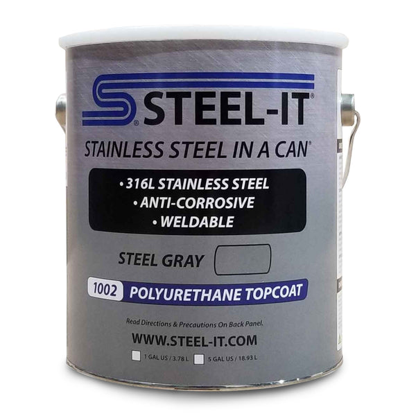 Steel-It GRAY - Gallon #1002 Gallon - Jimco Racing Inc