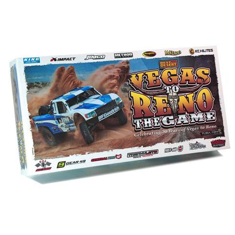 Vegas to Reno The Game - Jimco Racing