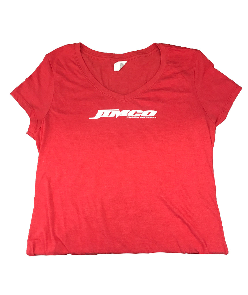 Jimco Shirt: Women's V-neck