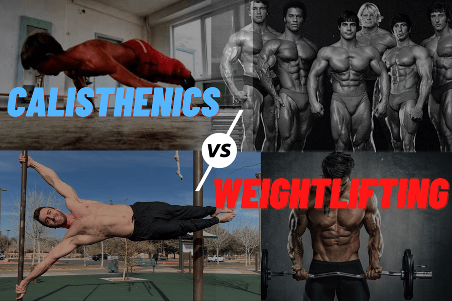 Calisthenics vs Weights: Which One Is Better?