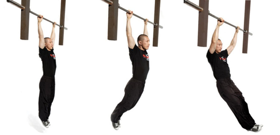 Three Reasons Why Crossfit Pull-ups Aren't As Bad As People Say