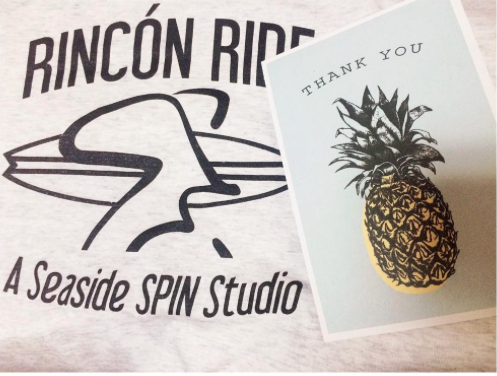 LOCAL GUIDE: RINCON RIDE SPIN STUDIO