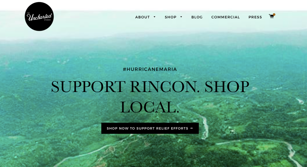 SUPPORT RINCON TOURISM
