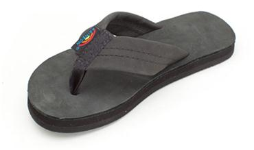 Kids Rainbow Sandals - Leather