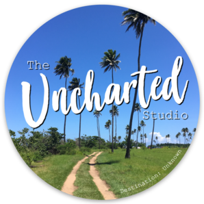 Uncharted Destination Unknown Sticker