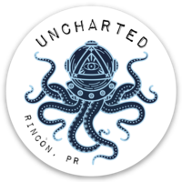 Uncharted Octopus Sticker