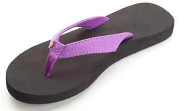Womans Rainbow Sandals - Foam