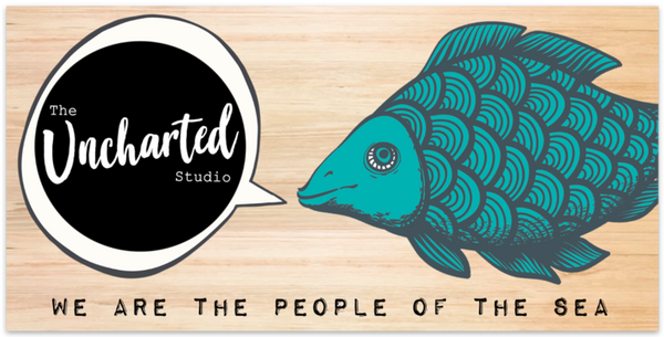 People Of The Sea Bumper Sticker