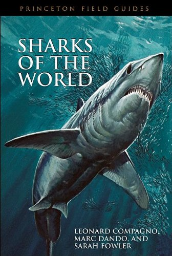 Sharks of the World Book