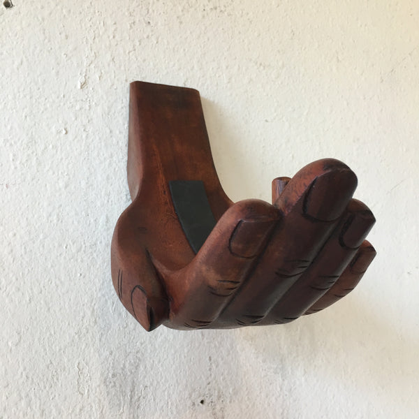 XXL Hand-Carved Hands Londboard/SUP Wall Racks