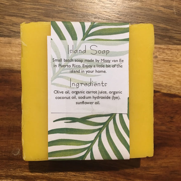 Island Soap and Lotion Bars