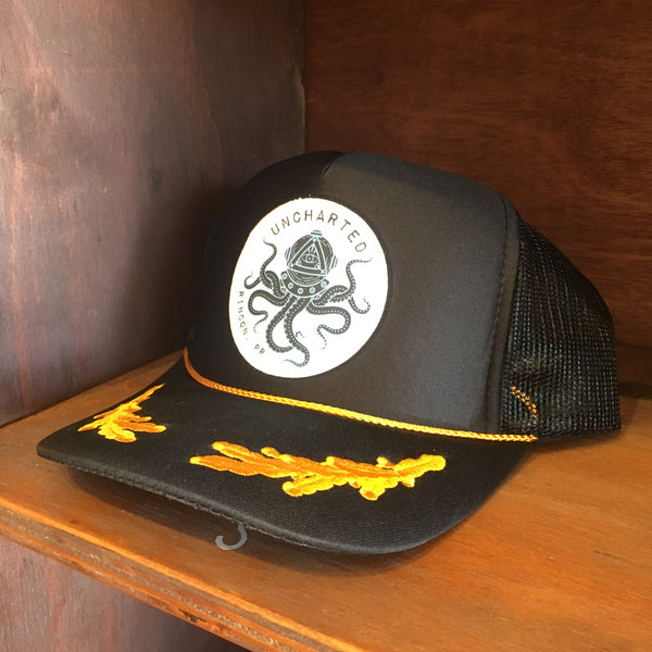Uncharted Octopus Captains Hat