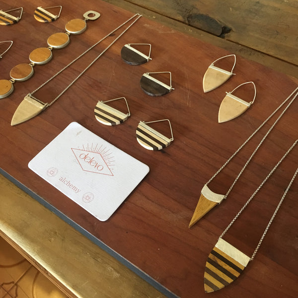 Kayu Collection by Delevo Designs