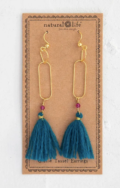 NL Tassel Earrings