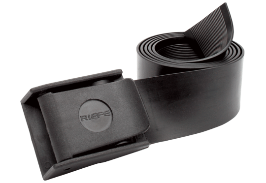 RIFFE Rubber Weight Belt