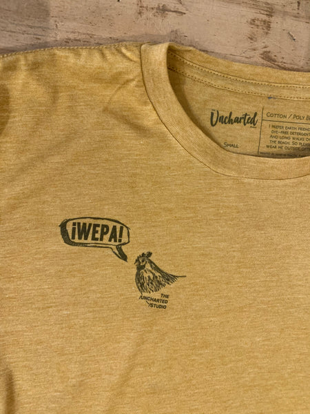 Cropped Wepa Chicken Shirt