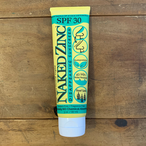 The Naked Bee Reef Safe Sunscreen