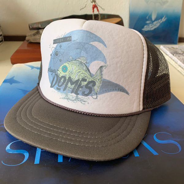 Playa Domes Trucker Hat